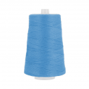 Ne 12/4 bag sewing thread polyester 200 g Cone, blue